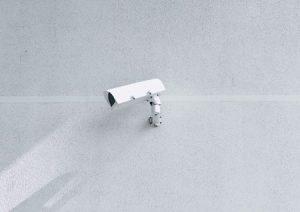 Camera de telesurveillance hotel